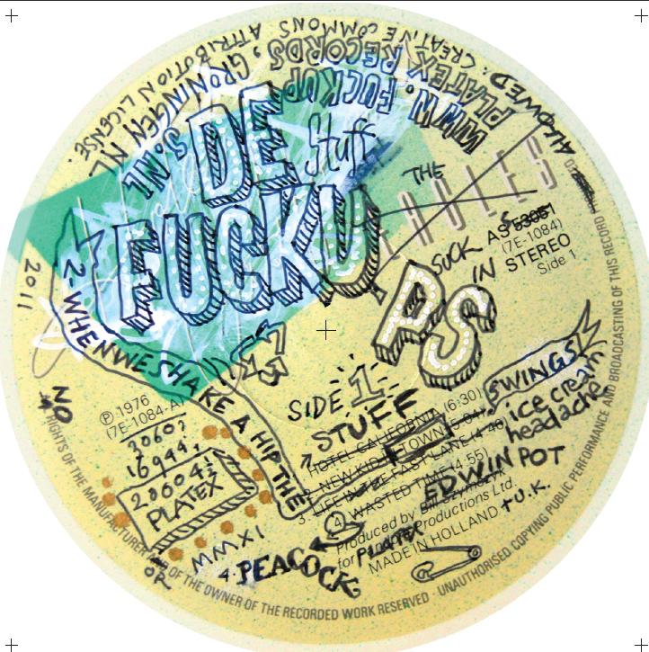 de fuckups stuff label
