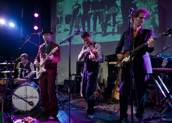 Cochon Bleu - Concert 28 maart 2015 - 20 Years Anniveusary - Het